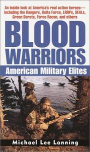 Blood warriors : American military elites