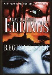 Cover of: Regina's song by David & Leigh Eddings.