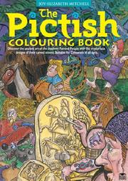 Cover of: Pictish Colouring Book | Joy-Elizabeth Mitchell