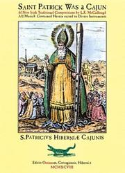 Cover of: Saint Patrick Was A Cajun (Penny & Tin Whistle)