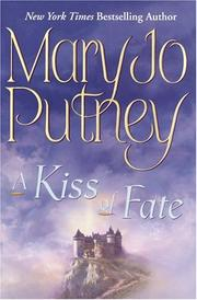 Cover of: A kiss of fate: A Novel