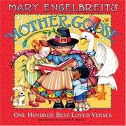 Cover of: Mary Engelbreit's Mother Goose: One Hundred Best-Loved Verses