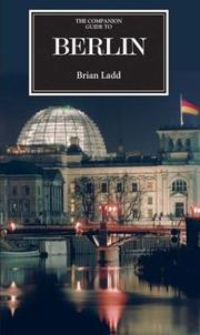 Cover of: The companion guide to Berlin