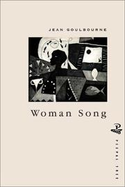 Cover of: Woman Song