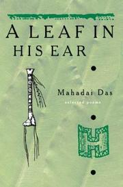 Cover of: A Leaf in His Ear