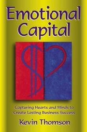 Cover of: Emotional capital
