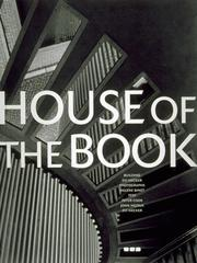 Cover of: House of the Book