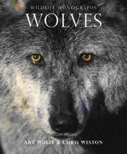 Cover of: Wolves (Wildlife Monographs)