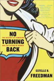 Cover of: No Turning Back