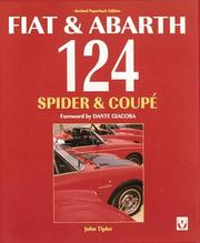 Cover of: Fiat & Abarth 124 Spider & Coupe