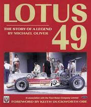 Cover of: Lotus 49
