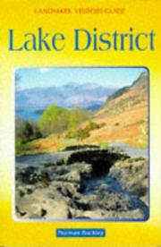 Cover of: Landmark Visitors Guide Lake District