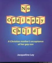 No ordinary child by Jacqueline Ley
