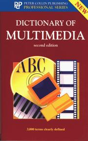 Cover of: Dictionary of Multimedia (2nd ed)