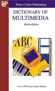 Cover of: Dictionary of Multimedia