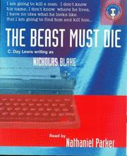The Beast Must Die (Nigel Strangeways #4) by Nicholas Blake