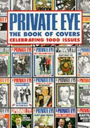 "Cover of: ""Private Eye"" Book of Millennium Covers (Private Eye)"