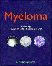 Cover of: Myeloma |