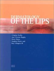 Cover of: Dermatology of the lips