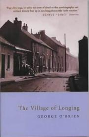Cover of: The Village of Longing