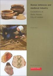 Cover of: Roman Defences and Medieval Industry | Elizabeth Howe
