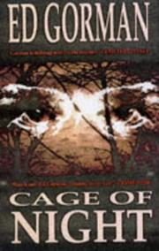 Cover of: Cage of Night | Dean Koontz