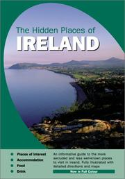 Cover of: The Hidden Places of Ireland (Hidden Places)