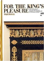 Cover of: For the King's Pleasure
