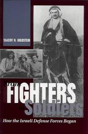 Cover of: From fighters to soldiers