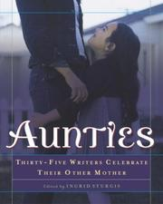 Cover of: Aunties | Ingrid Sturgis