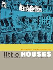 Cover of: Little houses