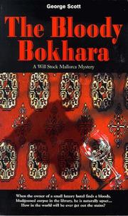 Cover of: The Bloody Bokhara (Will Stock Mallorca Mysteries)