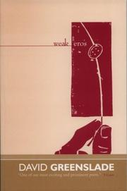 Cover of: Weak eros