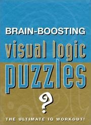 Cover of: Brain-Boosting Visual Logic Puzzles (Puzzle Books) | Heather Dickson
