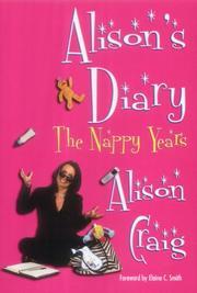 Alison's diary