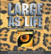 Cover of: Large as Life