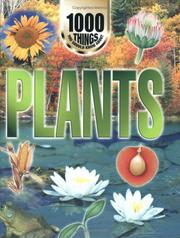 Cover of: 1000 Things You Should Know About Plants (1000 Things You Should Know)