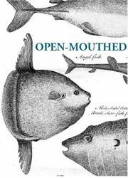 Cover of: Open-mouthed