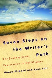 Cover of: Seven steps on the writer's path | Lynn Lott