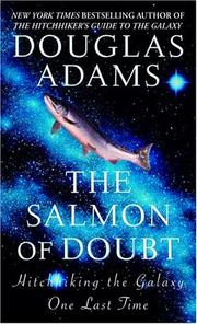Cover of: The Salmon of Doubt | Douglas Adams