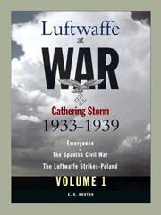 Cover of: Luftwaffe at War