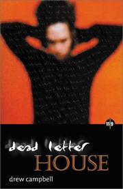 Cover of: Dead letter house