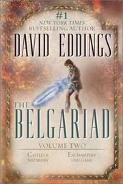 Cover of: The Belgariad, Vol. 2 (Books 4 & 5): Castle of Wizardry, Enchanters' End Game