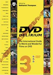 Cover of: DVD Delirium | Nathaniel Thompson