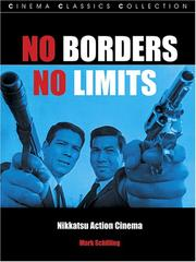 Cover of: No Borders, No Limits