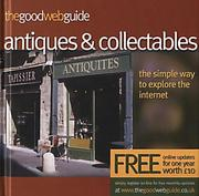 Cover of: Antiques & collectables | Caroline Peacock