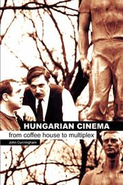 Cover of: Hungarian Cinema