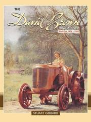 Cover of: The David Brown Tractor Story