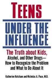 Cover of: Teens Under the Influence