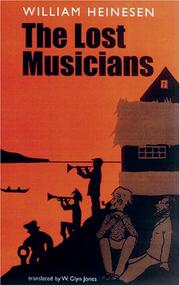 Cover of: The Lost Musicians (Dedalus Europe) | Heinesen, William